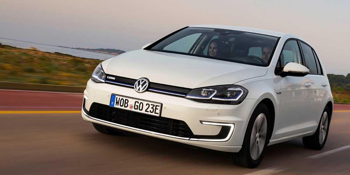 Volkswagen e-Golf SEL Premium 2017, precio, video, características