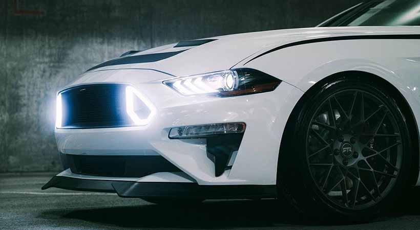 Ford Mustang RTR 2018, Ford Mustang RTR 2018 precio, Ford Mustang RTR 2018 fotos, Vaughn Gittin Jr Mustang,