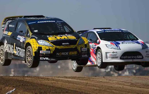 Red Bull Global RallyCross 2017, BGGoodrich, Tanner Foust, Scott Speed, Red Bull