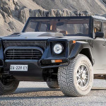video Lamborghini LM002