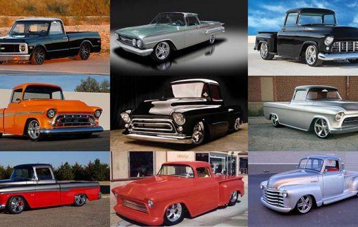 Top 9 pick ups Chevy Clásicas de más de $100,000