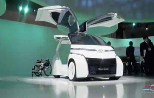 video Lo Mejor del Auto Show Tokio 2017