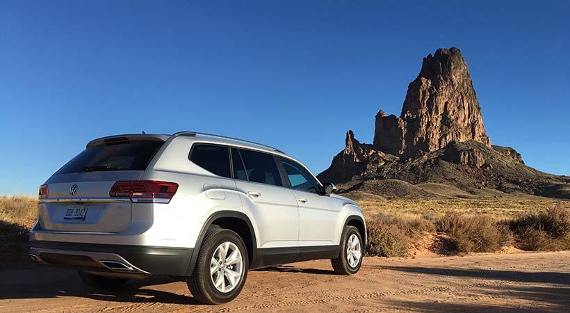 Volkswagen Road Trip Arizona