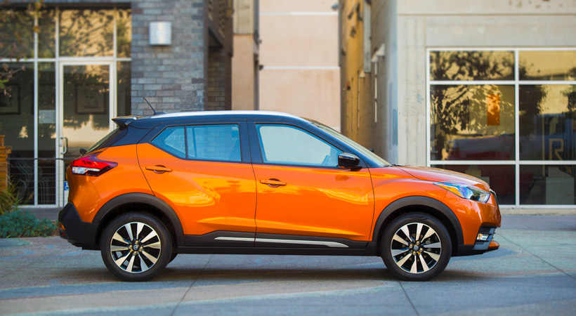 Nissan Kicks 2018 en Los Angeles
