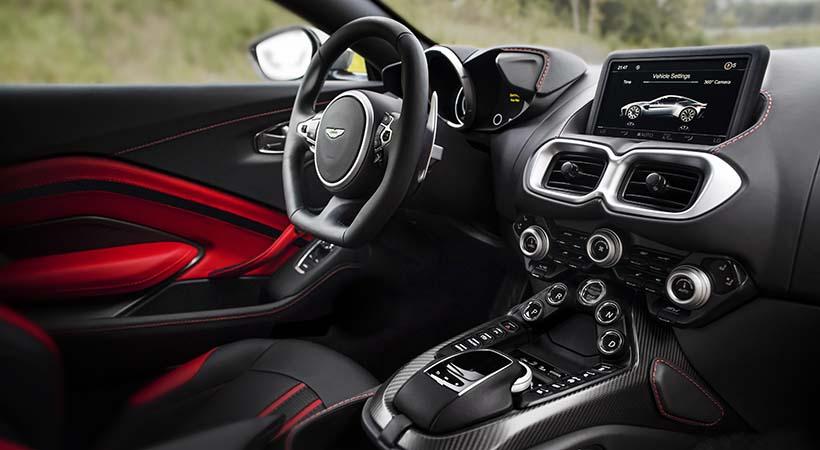 Aston Martin Vangate 2018