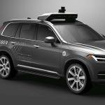 Robotaxis Volvo