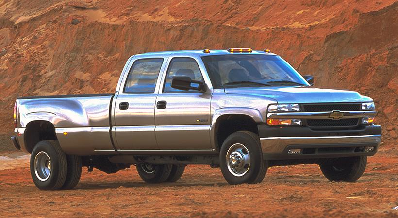 Top 5 momentos centenario Chevrolet Pick up