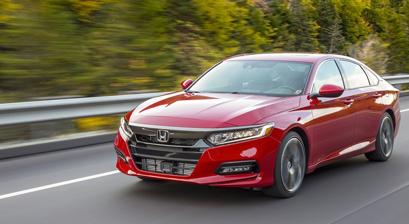 Honda Accord 2.0 T 2018