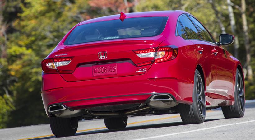 Honda Accord 2.0 T 2018