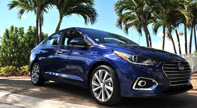 Hyundai Accent 2018, ya tiene precio, $18,895 con tecnología a full