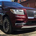 Primer vistazo Lincoln Navigator 2018