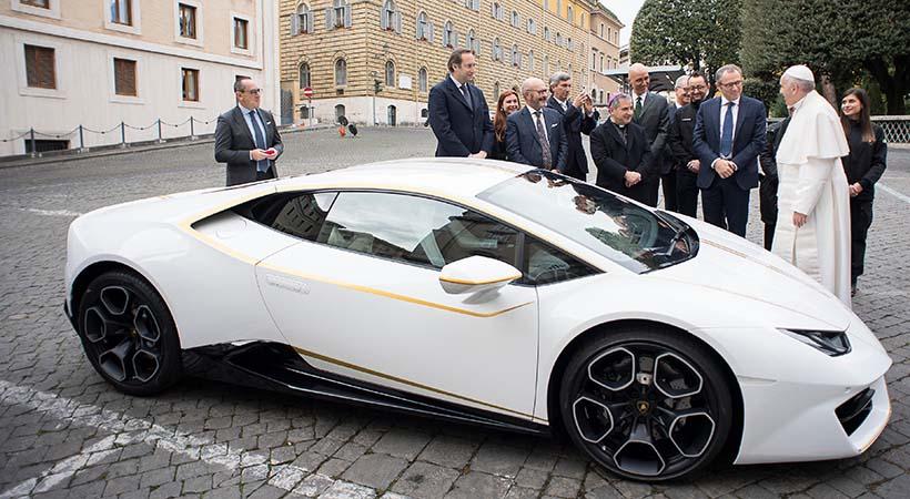 Lamborghini Huracán RWD