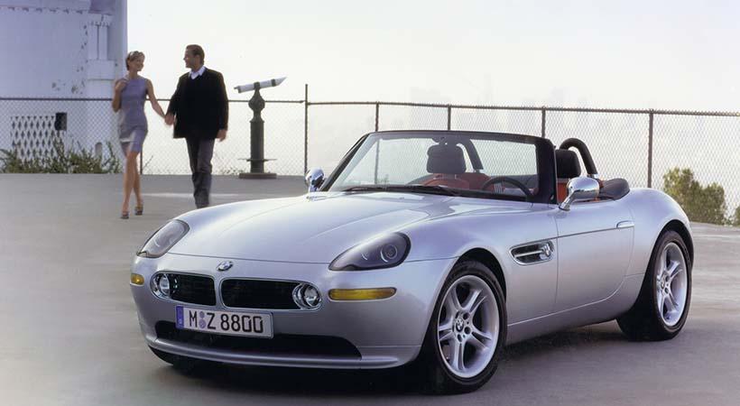 BMW Z8 2000 de Steve Jobs