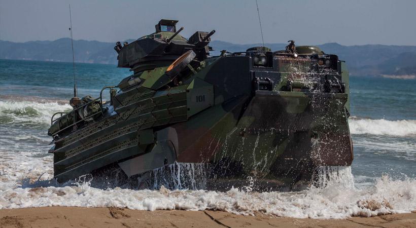Top 5 vehículos militares: día del veterano 2017