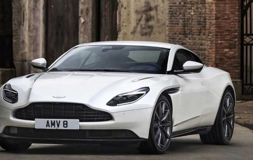 Aston Martin DB11 V8: Absolutamente sublime