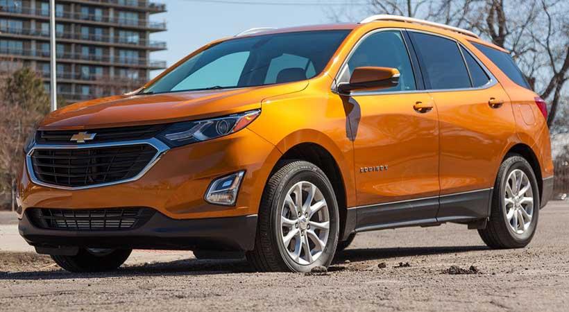 Top 10 cosas que nos gustan de Chevrolet Equinox 2018, Chevrolet Equinox 2018 precio, Chevrolet Equinox información y fotos