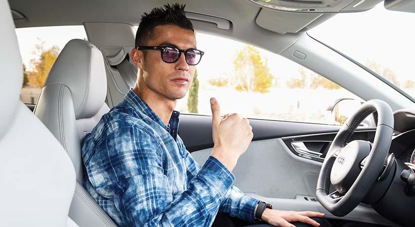 Auto favorito de Cristiano Ronaldo