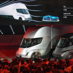 Tesla SEMI y Tesla Roadster, doble debut eléctrico