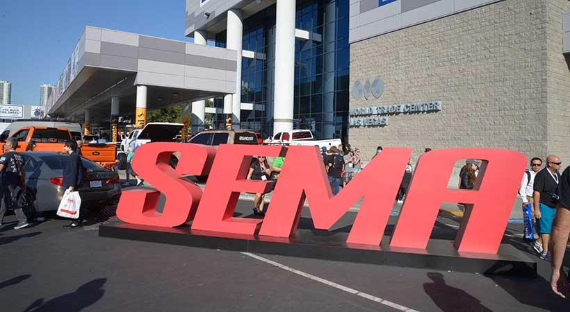 SEMA Show 2017, video SEMA Show 2017, SEMA Show fotos, SEMA auto show