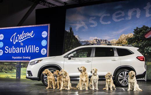 Subaru Ascent 2019 debut a lo grande en Los Angeles