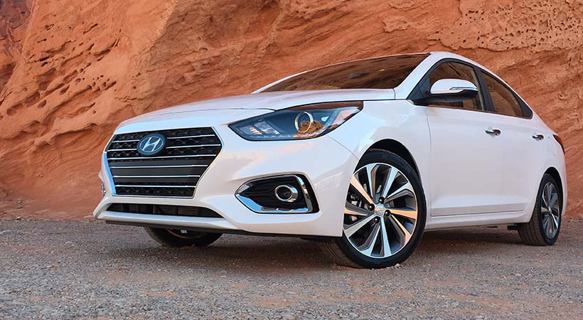 Test Drive Hyundai Accent 2018