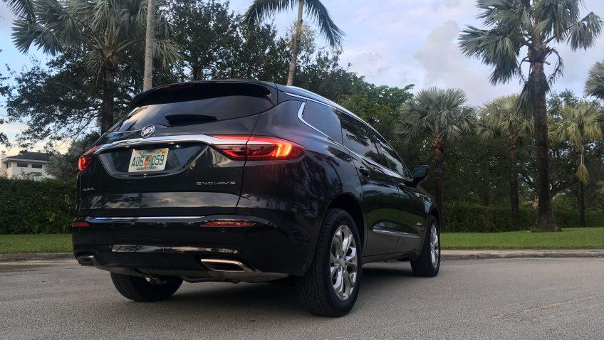 Top 10 cosas que nos encantan de la Buick Enclave Avenir 2018