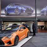 Décimo aniversario Lexus F