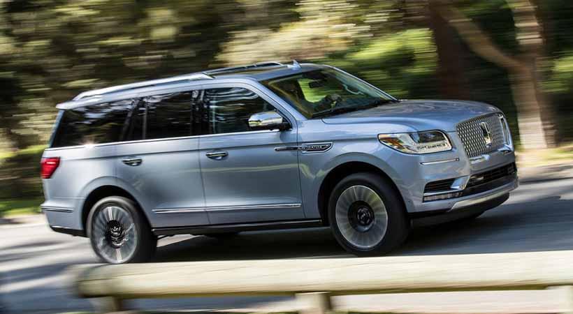 Lincoln Navigator 2019 Suv De Lujo Lincoln Com