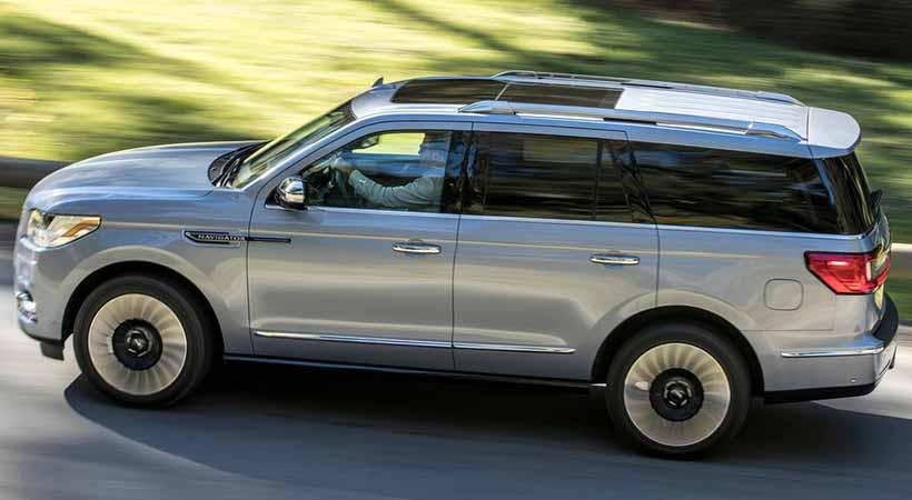 Nueva Lincoln Navigator 2018, Lincoln Navigator 2018 precio, Lincoln Navigator 2018 prueba de manejo