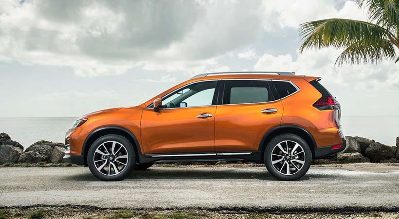 Nissan Rogue SL Hybrid AWD 2017, Nissan Rogue SL Hybrid AWD 2017 precio, Nissan Rogue Hybrid 2017 precio, Nissan Rogue Hybrid 2017 prueba de manejo y video