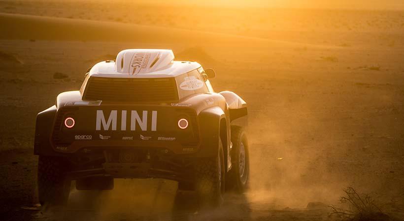 MINI X-Raid