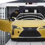 Planta Motomachi de Lexus, donde se fabrica el Lexus LC 500, fábrica Toyota City, Lexus LC 500 fabricación, video Lexus LC 500