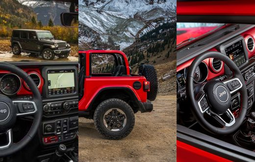 Más fotos Jeep Wrangler 2018