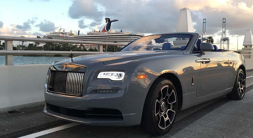 Top 10 maravillas del Rolls-Royce Dawn 2018