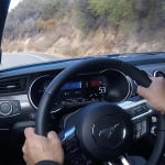 Test Drive Ford Mustang 2018
