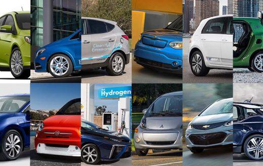 Los mejores autos eléctricos 2017-2018