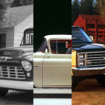 Top 5 momentos centenario camionetas Chevrolet Pick up