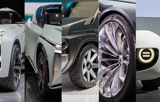 Top 5 Concept Cars Japoneses