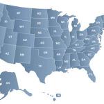 Top 5 estados con precio más bajo del seguro del auto