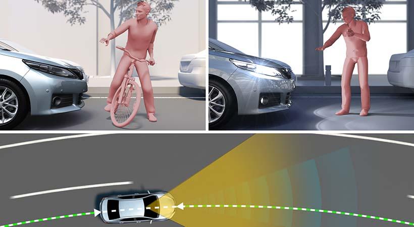 Segunda generación Toyota Safety Sense