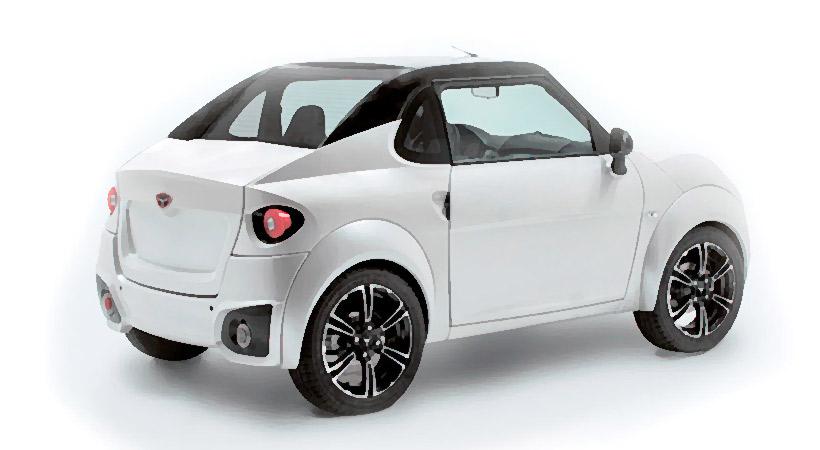 Zacua M2, el auto eléctrico hecho en México