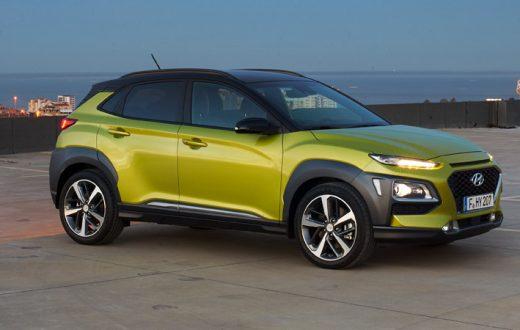 Debut Hyundai KONA 2018