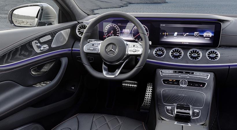 Video Mercedes-Benz CLS Coupé 2018 Edition I, Mercedes-Benz CLS Coupé 2018 Edition I fotos e información