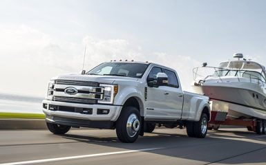 Ford Super Duty 2018
