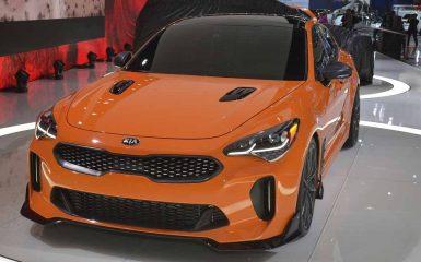 Video Novedades de KIA en Auto Show Los Angeles, nuevo KIA Sorento 2019, nuevo KIA Stinger 2019