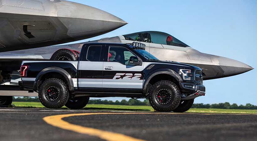 Top 9 mejores pick ups del 2017, Chevrolet Silverado 2019, Ford F-150 Raptor F-22 Concept, Ford F-150 Raptor 2017 Race Truck, Ram 1500 Sublime Sport, Ram Rebel Blue Strike, Ram Rebel TRX Concept, Shelby F-150 Super Snake 2017, Shelby Baja Raptor, Hennessey VelociRaptor 6x6