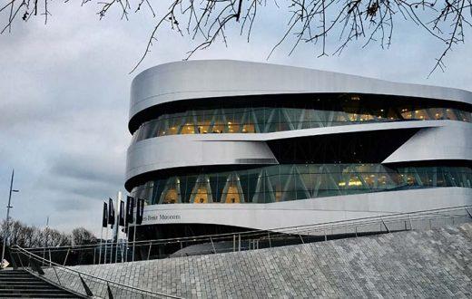 Mercedes-Benz en Stuttgart