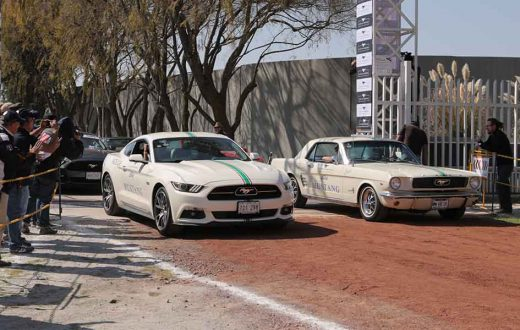 Estampida Mustang, estampida Mustang fotos, estampida Mustang, Ford México, Ford Mustang 2018