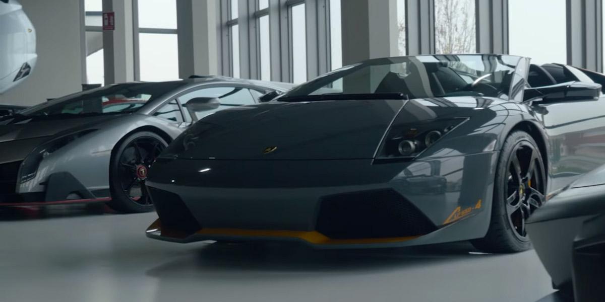 Top 5 mejores videos de Lamborghini del 2017