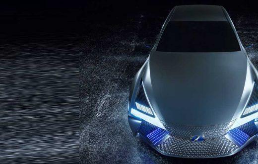 Video Lexus LS+ Concept, Auto Show Tokio 2017, conducción autónoma, autos con IA